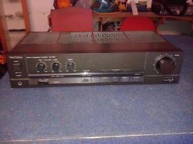 TECHNICS SU-600 250 WATT STEREO INTEGRATED AMPLIFIER