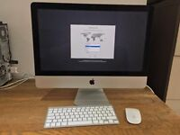 "Apple iMac 21.5"" Late-2013 2.9GHz i5 Quad Core GT750M 1TB HDD 8GB RAM"