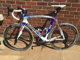 Pinarello Dogma 60.1 British Cycling Team Colours Edition. INCLUDES Dura-Ace C50 Wheelset.