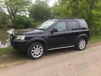 Land Rover Freelander td4 SOLD