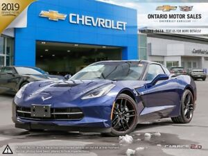 2019 Chevrolet Corvette Stingray 2LT Coupe/ Performance Exhau...