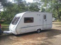 2 berth sterling eccles topaz caravan 2006 bargain