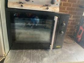 BUFFALO COMMERCIAL CONVENTIONAL OVEN