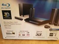 Sony BDV-E380 Bluray home cinema