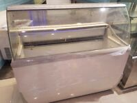 Napoli ice cream display freezer *bargain*