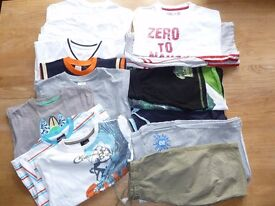 Boys Clothes Age 4-5 Years