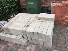 concrete blocks 3 newton for sale 60