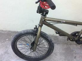 Bike bmx gold GT SOLD