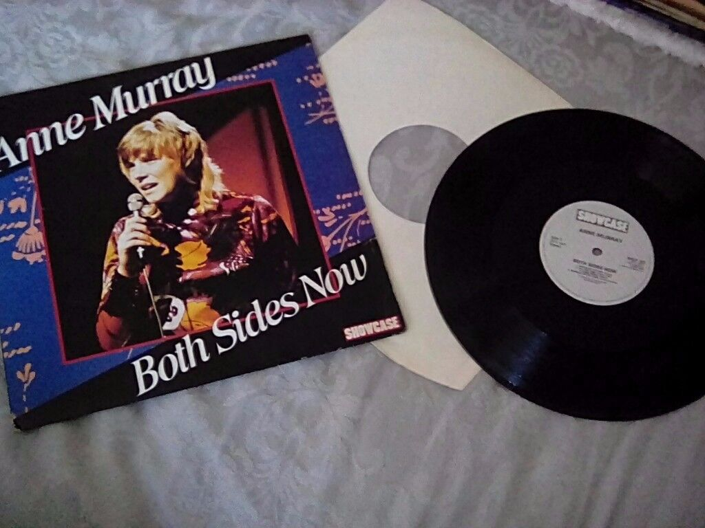ANNE MURRAY BOTH SIDES NOW ALBUM