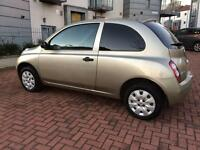 Nissan Micra Excellent Runner With 1 Year Mot and Black Tinted Windows for Sale Only £1000