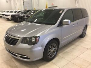 2015 Chrysler Town & Country S+STOW N GO+DVD+CUIR