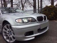 LHD BMW E46 320d Full Spec | Sat Nav | Climate Control | Mods | Xenons | FSH | Export