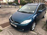 Mazda 5 TS2 7-Seater 2.0 Diesel NEW 12 MONTHS MOT £1000