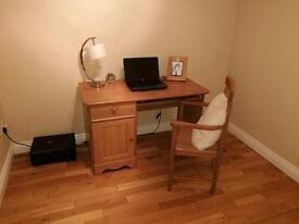 Fultons desk and chair
