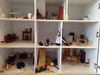 Rutland grange dolls house