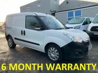 Vauxhall, COMBO, Panel Van, 2014, Manual, 1248 (cc)