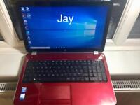 i3 8GB Ram VFast Like New Slim HP Pavilion HD Laptop Massive 640GB )Window10,Microsoft office,Ready