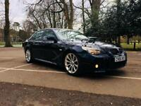 BMW 2005-M SPORTS-525D DIESEL-6 SPEED MANUAL-IMMACULATE CONDITION-RUNS PERFECT CLEAN IN OUT