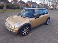 Mini Hatchback Petrol Manual Excellent condition Mini Cooper Lady Owner