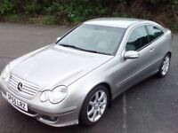 **REDUCED TO CLEAR**MERCEDES C200 CDI AUTO