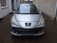 57 PLATE - 2007 - Peugeot 207 1.6 VTi SE Premium 5dr