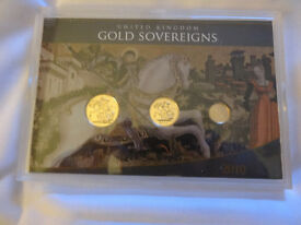 LIMITED EDITION UK SOVEREIGN COLLECTION