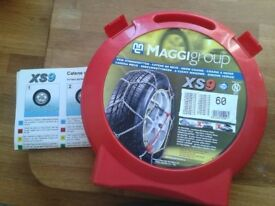 Snow chains Smart four two 2011 -unused