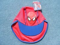 Spiderman Kids Keppi Hat: Brand New and Unworn with Swing Tags Attached