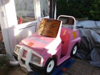 Coin Operated Kiddies Ride