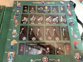 Lego Chess Castle Set Collectable
