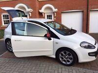 Fiat Punto Evo GP 1.4 w/ Sat Nav Excellent Condition