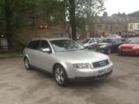 2003 Audi A4 1.9 PD TDI (130bhp) Estate