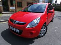 Hyundai i20 1.4 Comfort 5dr AUTOMATIC £3,999 p/x welcome 6 MONTHS WARRANTY INCLUDED