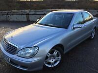 Mercedes S320 diese new mot HPI clear immaculate condition