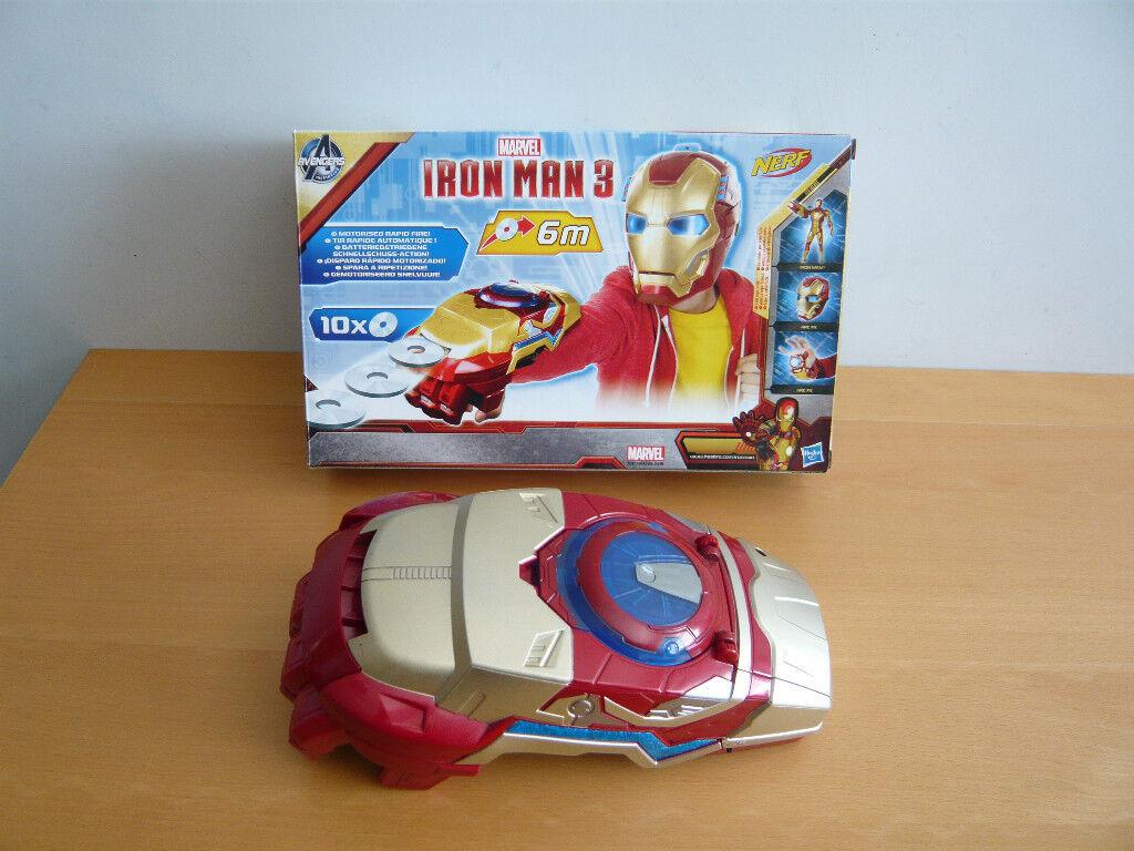 Iron Man 3 ARC FX Motorised Gauntlet