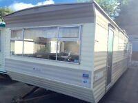 SALE!! STATIC CARAVAN- FANTASTIC PRICE- 34X10 3 BED