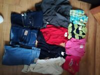 Hollister clothing