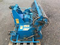 Wessex Agrotec Stone Burier for Compact Tractor - not BLEC, Muratori, Winton