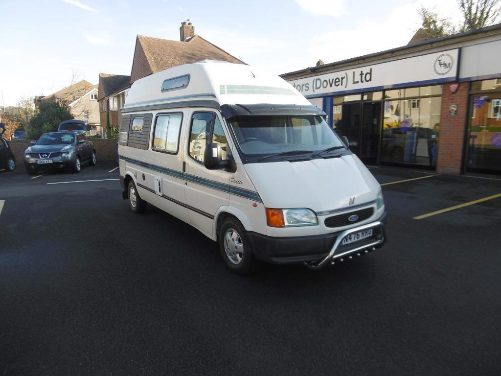 Ford Transit Duetta Excellent condition throughout