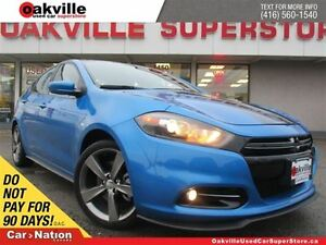 2016 Dodge Dart GT | SUNROOF | 6 SPEED | LEATHER | HEATED SEATS