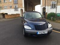 BRAND NEW MOT AUTOMATIC CHRYSLER PT CRUISER TOURING EDITION 2.0 PETROL 5DR 78k MILES FSH 2001(Y)