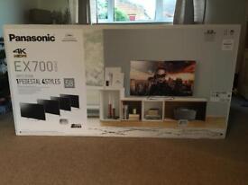 Panasonic TX-58EX700B 4K tv **Brand new**