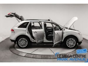 2013 Lincoln MKX AWD, NAV, CUIR, TOIT, CAMERA, BLUETOOTH