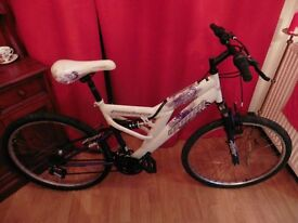 VIAGO PANDORA Ladies Full Suspension Mountain Bike Spares / Repair
