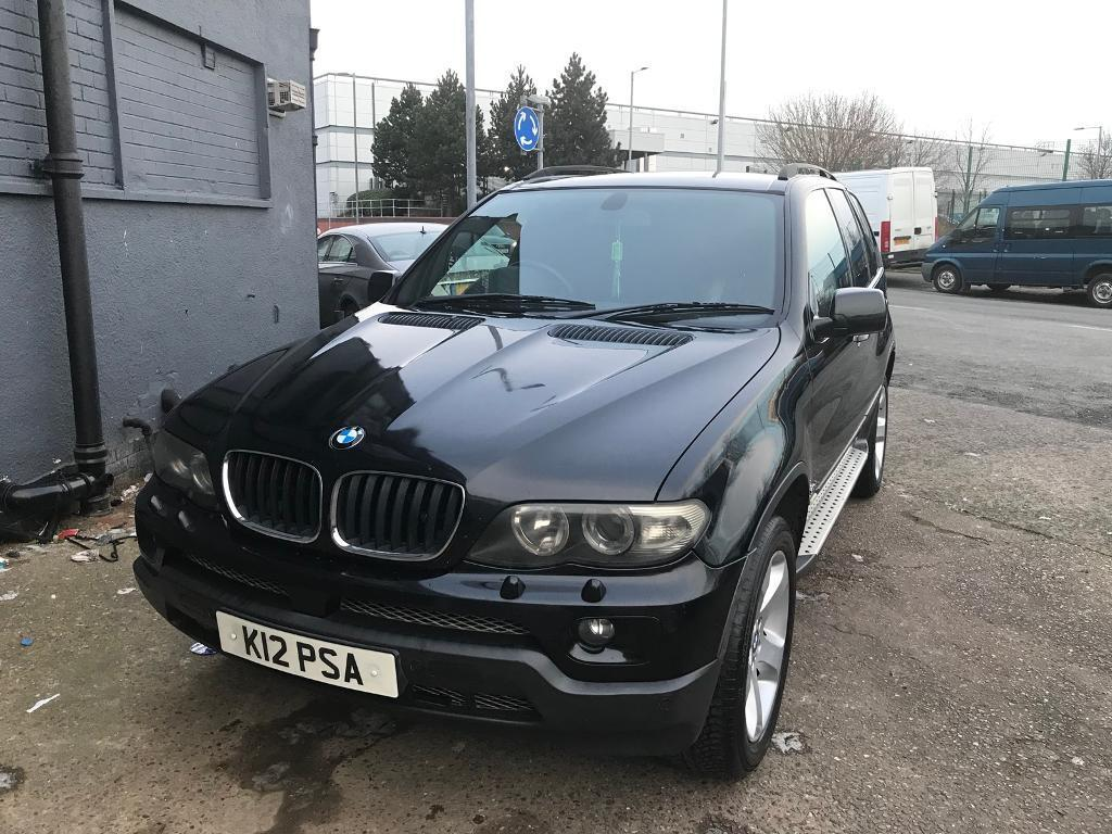bmw x5 2004 in cheetham hill manchester gumtree. Black Bedroom Furniture Sets. Home Design Ideas
