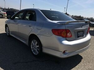 2010 Toyota Corolla S -PKG Alloys Sunroof Power PKG Kitchener / Waterloo Kitchener Area image 6