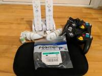 Wii u With 7 Games and Extras