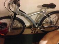 B twin bicycle 700c road bike