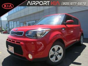 2014 Kia Soul LX Automatic with AC and power package