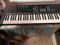 Yamaha professional keyboard